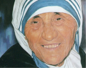 Mother_Teresa_of_Calcuta_portrait_painting_by_Robert_Pérez_Palou-300x238
